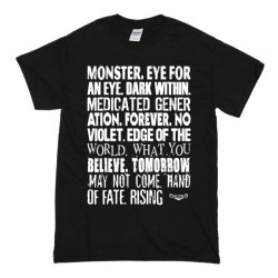 Evyltyde 'Rising' Song T-Shirt