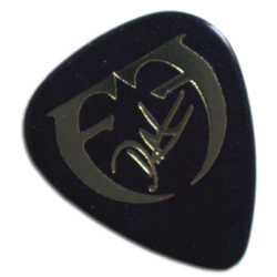Evyltyde 'Double E' Logo Guitar Pick