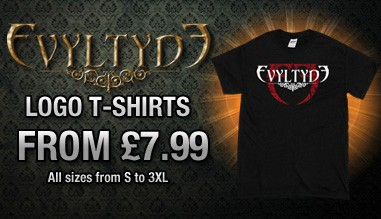 Evyltyde Tees from £7.99